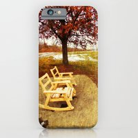 Come Sit, Stay Awhile... iPhone 6 Slim Case