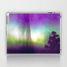 Sky Trees Laptop & iPad Skin