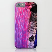 iPhone & iPod Case featuring Winter Sunrise by Biff Rendar