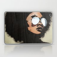 Venus Afro Laptop & iPad Skin