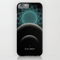 iPhone & iPod Case featuring BLUE DWARF by Amanda Mocci