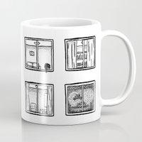 Every Window Is A Story Mug