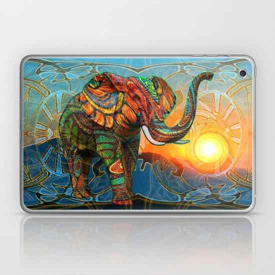 Elephant's Dream Laptop & iPad Skin