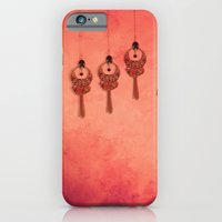 Earrings iPhone 6 Slim Case