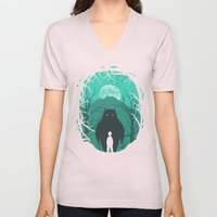 Scary Monsters and Nice Sprites Unisex V-Neck