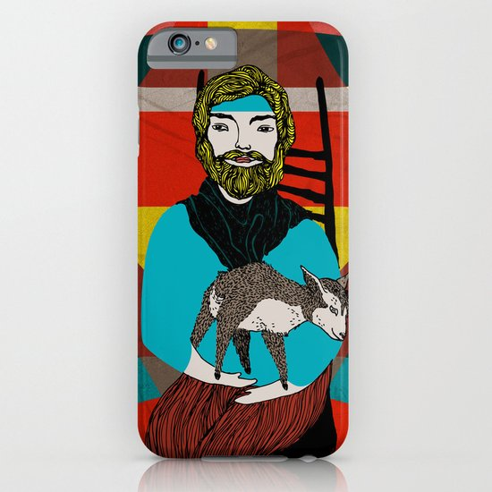 Goat Herder 2 iPhone & iPod Case