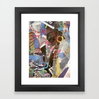 freepower(improved!!!!!) ;) Framed Art Print