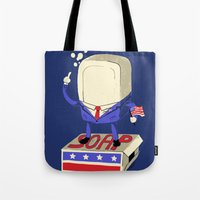 Politics are Dirty Tote Bag