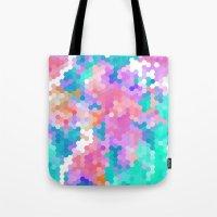 Summer Garden III Tote Bag