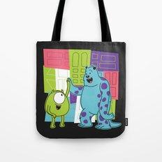 Monster Time Tote Bag