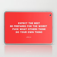 YOUR OWN THING Laptop & iPad Skin