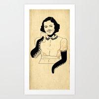 Cecilia Art Print
