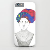 Fashion Illustration 1  iPhone 6 Slim Case