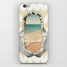 Surfs Up iPhone & iPod Skin