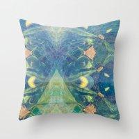 Deep Space Aphelionic Ve… Throw Pillow