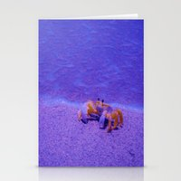 Crabby Chic Stationery Cards