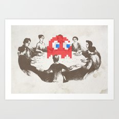 Medium Difficulty Art Print