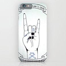 Dirty - Disco Sucks, Punk is Dead iPhone 6s Slim Case