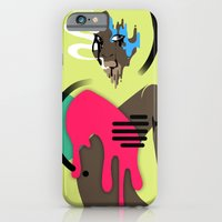 Abstract Afrika iPhone 6 Slim Case
