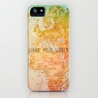 iPhone & iPod Case featuring Color Your World by Sandy Broenimann