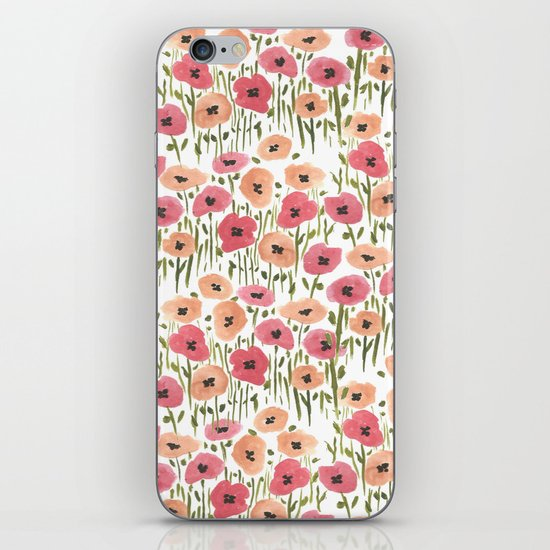 Garden Print iPhone & iPod Skin
