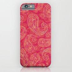 Crazy Paisley Slim Case iPhone 6s