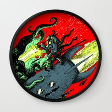 Ode to Joy - Color Wall Clock