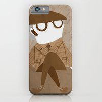 iPhone & iPod Case featuring Fede by monrix