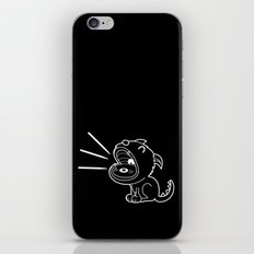Music Monster  iPhone & iPod Skin