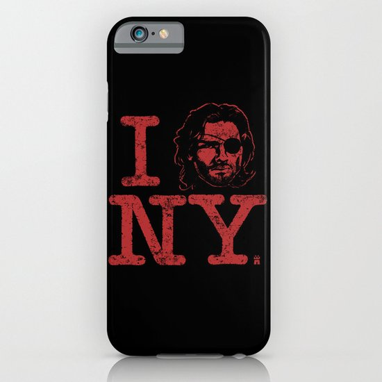 I (Snake) NY iPhone & iPod Case