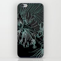 Night In The Tropics iPhone & iPod Skin