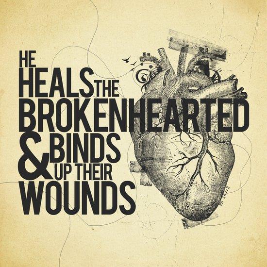 Psalm 147:3 Art Print