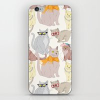 Accessory Cats iPhone & iPod Skin