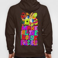 Make All The Noise Possible Hoody