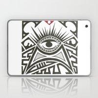 All seeing eye Laptop & iPad Skin