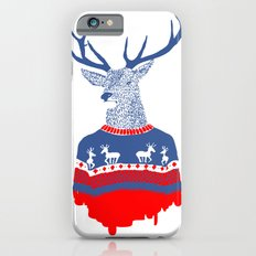 Ugly winter pulover iPhone 6 Slim Case