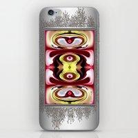 Horizon Abstract iPhone & iPod Skin
