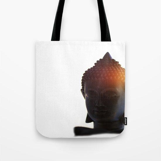 Buddha Lights Tote Bag