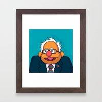 Ernie Sanders 2016 Framed Art Print