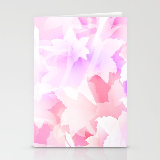 Sweet flowers Stationery Card