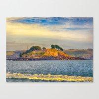 Drakes Island Canvas Print