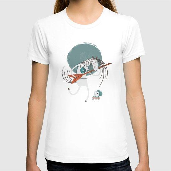 ANALOG ZINE-ROCK N ROLL T-shirt