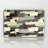 Textured Layers Abstract Laptop & iPad Skin