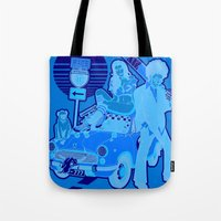 The Run Tote Bag