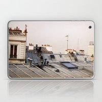 Paris Rooftop #1 Laptop & iPad Skin