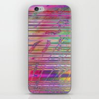 Colourful Abstract iPhone & iPod Skin