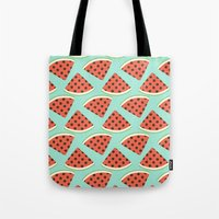 Juicy Melons Tote Bag