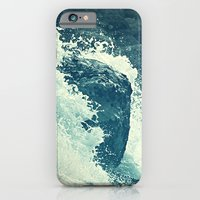 iPhone & iPod Case featuring The Sea I. by Dr. Lukas Brezak