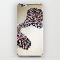 Snoopy iPhone & iPod Skin