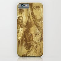 iPhone & iPod Case featuring Jesus by Bryan Dechter